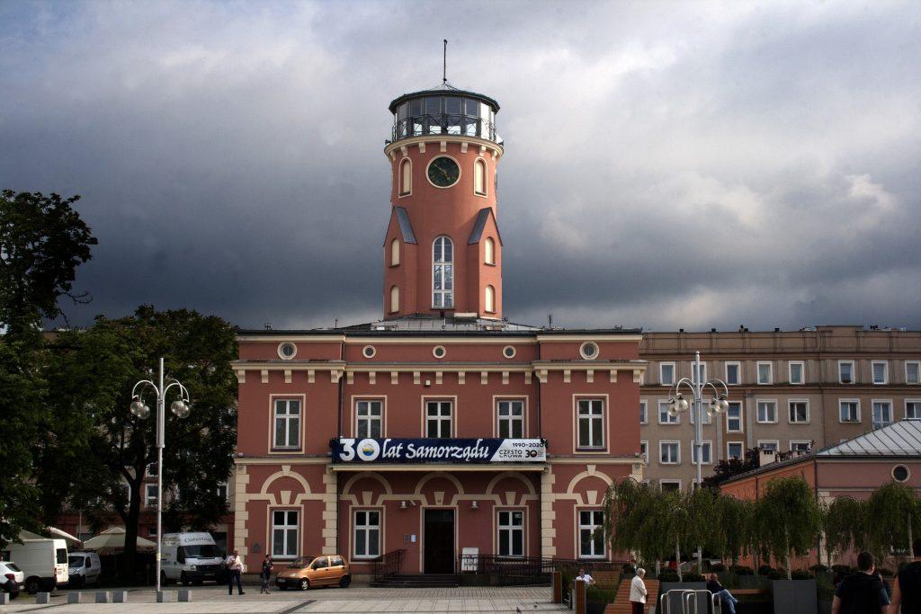 Ratusz w Częstochowie